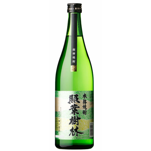 照葉樹林 25度 720ml 神川酒造 芋焼酎 鹿児島