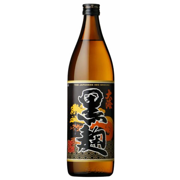 大海 黒 たいかい 25度 900ml 大海酒造 黒麹 芋焼酎 鹿児島