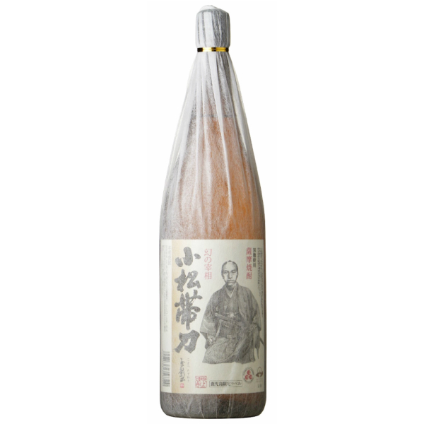 小松帯刀 こまつたてわき 25度 1800ml 吹上酒造 芋焼酎 鹿児島限定ラベル