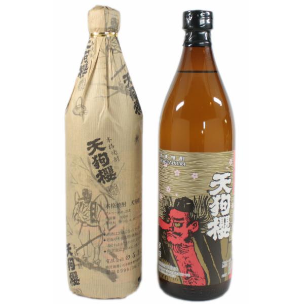 天狗櫻 てんぐさくら 25度 900ml 芋焼酎 白石酒造 限定焼酎 鹿児島 通販