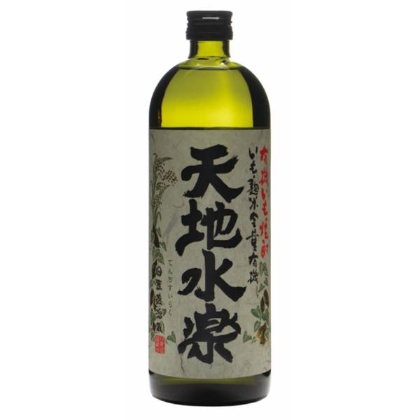 天地水楽 てんちすいらく 25度 720ml 小正酒造 芋焼酎 鹿児島