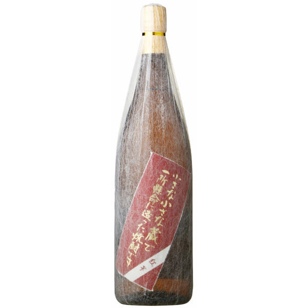 小さな小さな蔵元で一生懸命に造った焼酎です 紅芋仕込 25度 1800ml 丸西酒造 芋焼酎 鹿児島