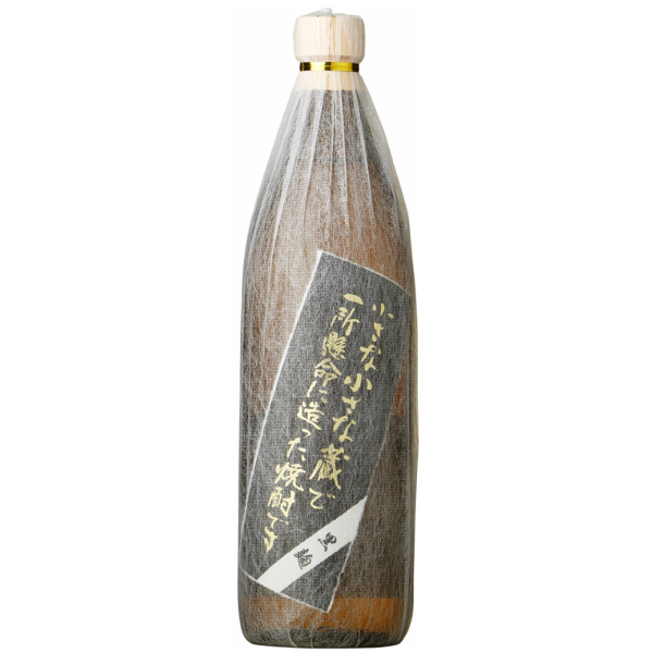 小さな小さな蔵元で一生懸命に造った焼酎です 黒麹仕込み 25度 900ml 丸西酒造 芋焼酎 鹿児島