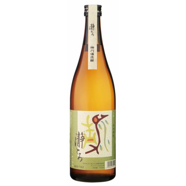 瀞とろ とろとろ 25度 720ml 神川酒造 芋焼酎 鹿児島