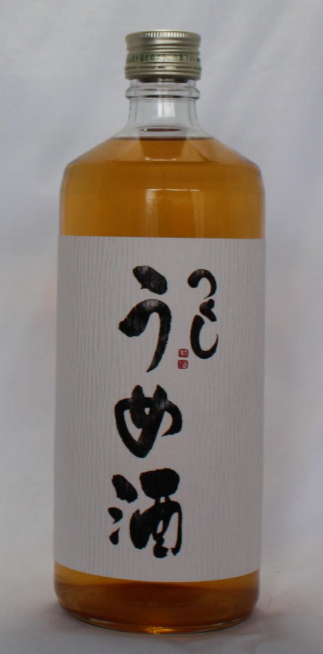 つくし梅酒 720ml 西吉田酒造 限定