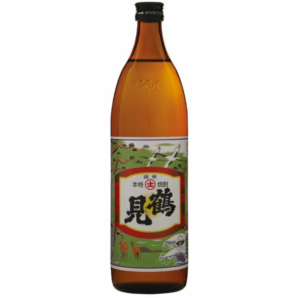 鶴見 つるみ 25度 900ml 大石酒造 芋焼酎 鹿児島
