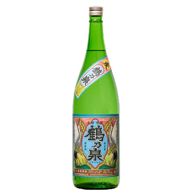 [麦焼酎] 鶴乃泉 25度 1800ml 神酒造 鹿児島
