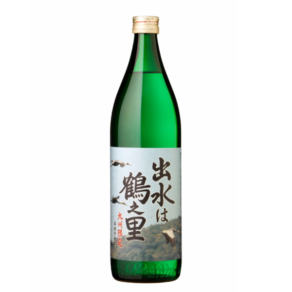 出水は鶴の里 900ml 芋焼酎 出水酒造 鹿児島 通販
