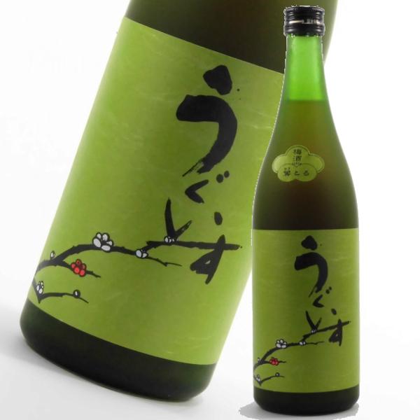 うぐいすとまり鶯とろ 720ml 梅酒 山口酒造場 特約店限定 日本一の梅酒