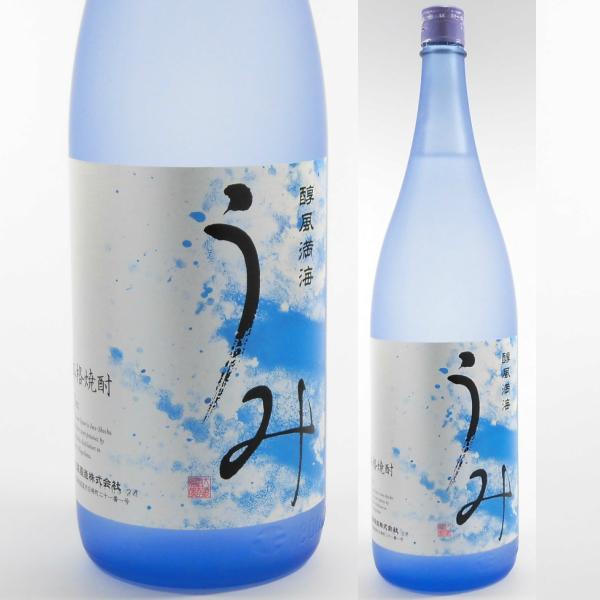 うみ 25度 1800ml 芋焼酎 大海酒造 限定焼酎 鹿児島 通販