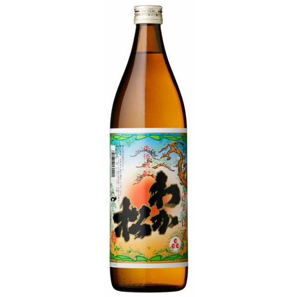 わか松 25度 900ml 若松酒造 芋焼酎 鹿児島