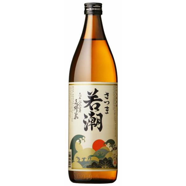 さつま若潮 25度 900ml 若潮酒造 芋焼酎 鹿児島