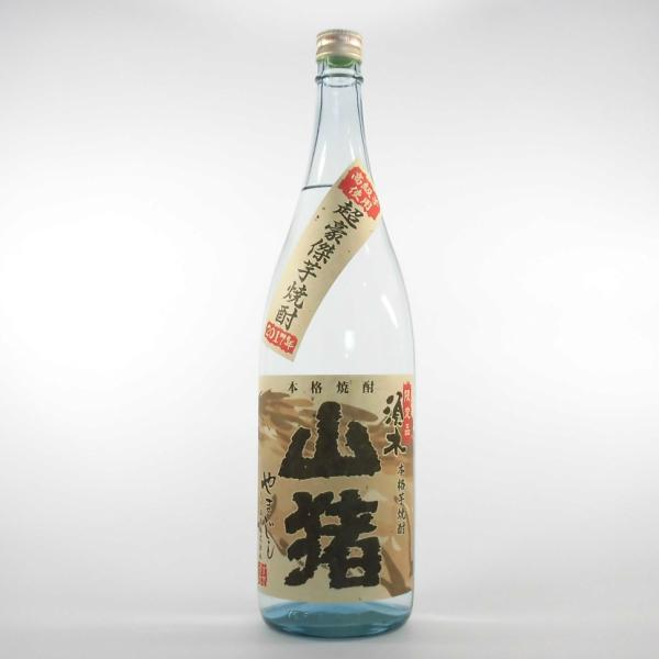 山猪 やまじし 1800ml 芋焼酎 須木酒造 通販