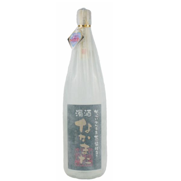 なかまた 濁酒 芋焼酎 25度 1800ml 中俣酒造 芋焼酎 鹿児島
