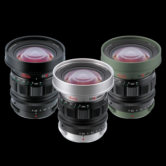 KOWA PROMINAR 8.5mmF2.8 マイクロフォーサーズ専用