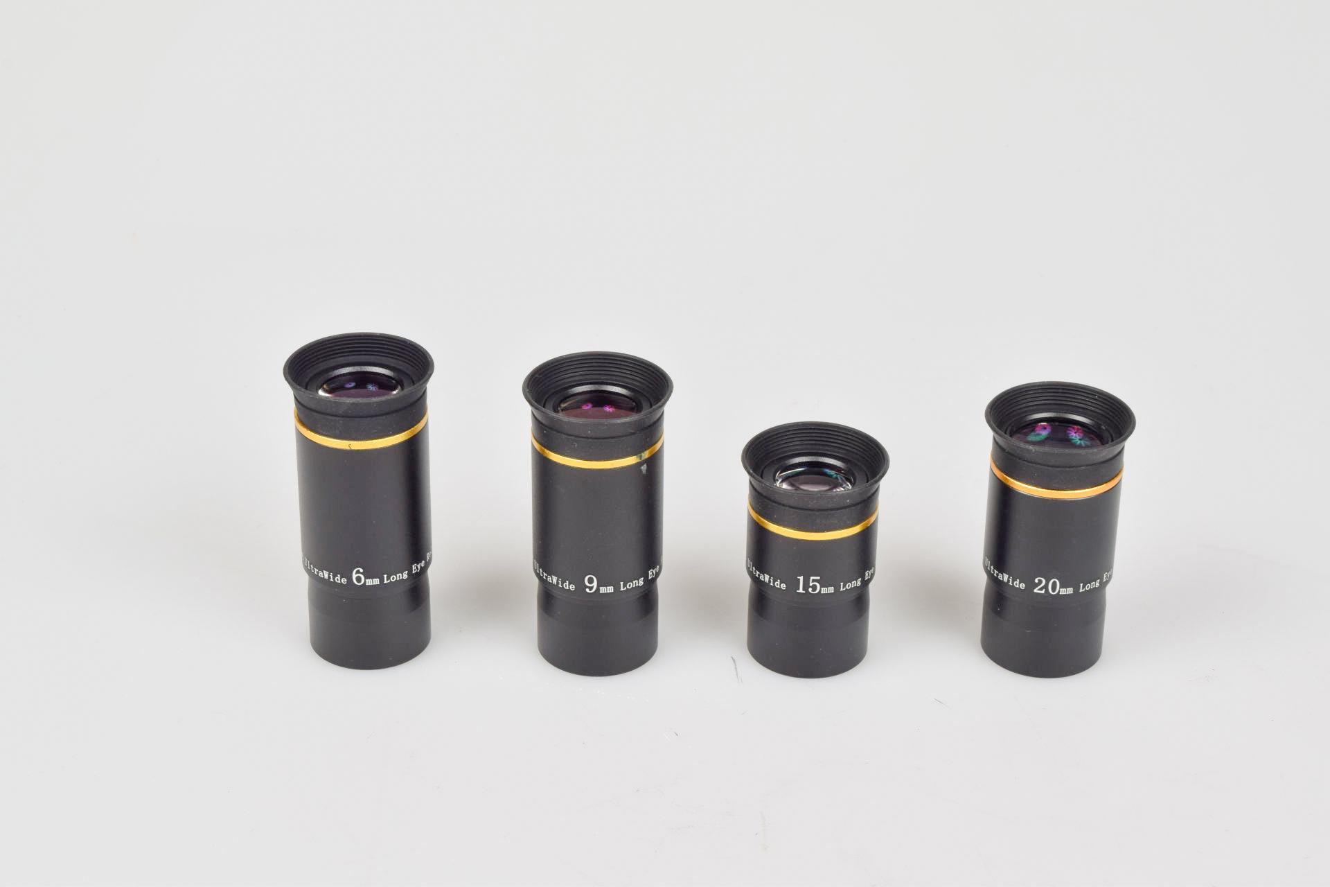 UWアイピースセット(6/9/15/20mm)
