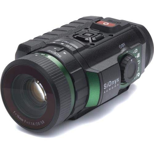※アウトレット展示特価!1台限定! SiOnyx デイナイトビジョン防水カメラ AURORA