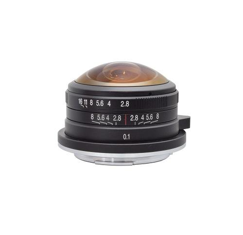 ★人気商品★ LAOWA 4mm F2.8 Fisheye MFT マイクロフォーサーズ用 ※在庫残少!早い者勝ちです!