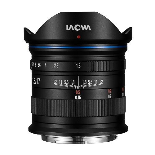 ※11/28発売! LAOWA 17mm F1.8  MFT