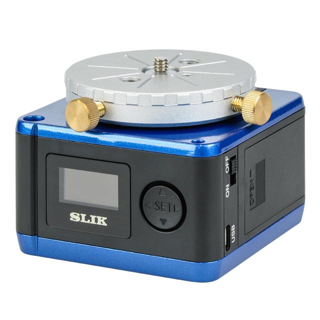 SLIK ECH-630 タイムラプス赤道儀