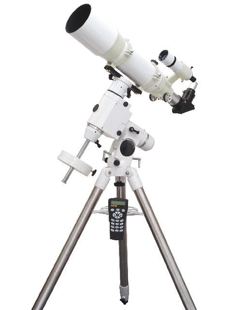 NEWスカイエクスプローラーSE120鏡筒+SEII赤道儀セット