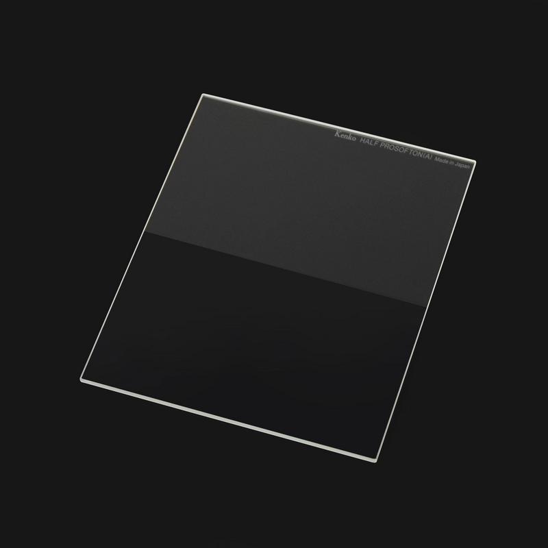 【星景撮影に使える!】ケンコートキナー角型フィルター ハーフプロソフトン(A) 100×125mm