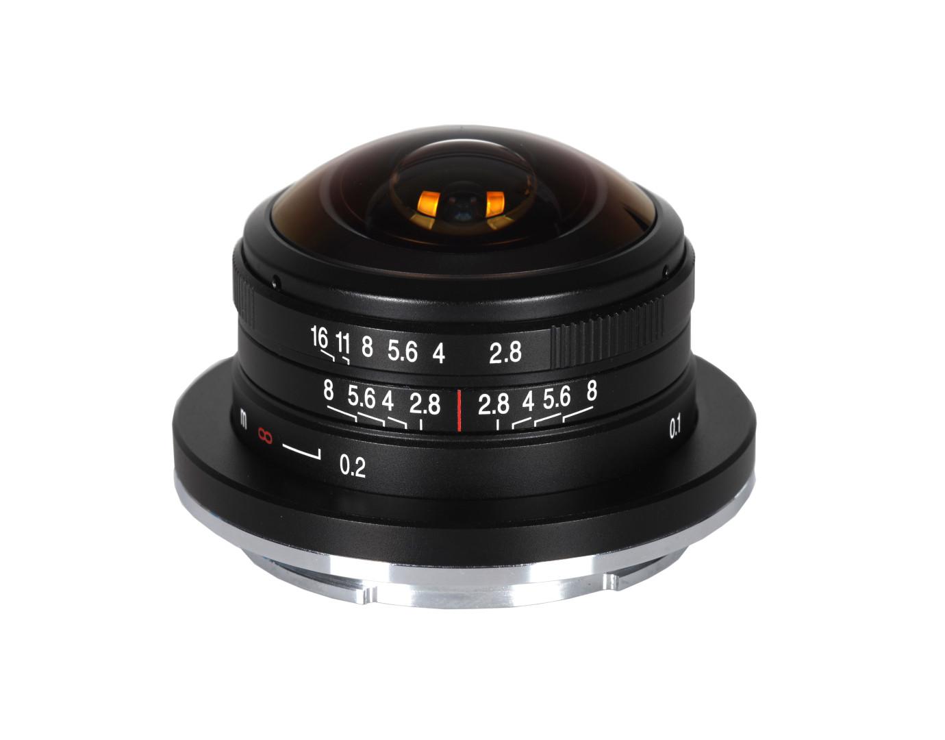 ▼令和2年5月1日発売▼LAOWA 4mm F2.8 Fisheye Fuji-X/Sony E/EOS-M 各マウント ※数量限定初回購入特典あり!一部マウント取り寄せ