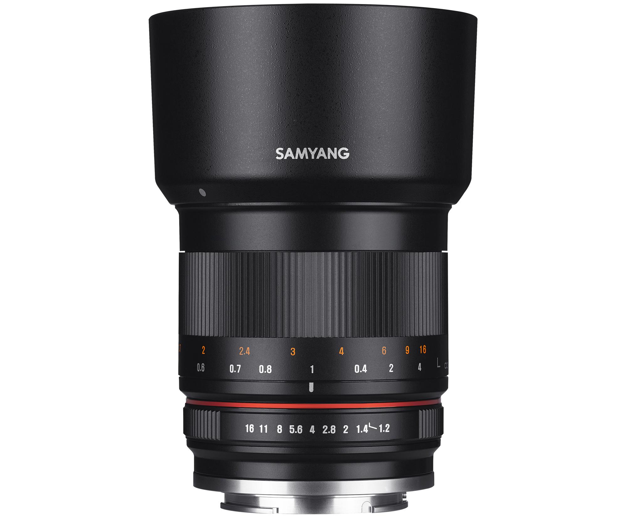 SAMYANG 50mm F1.2 AS UMC CS   ※在庫お問い合わせください