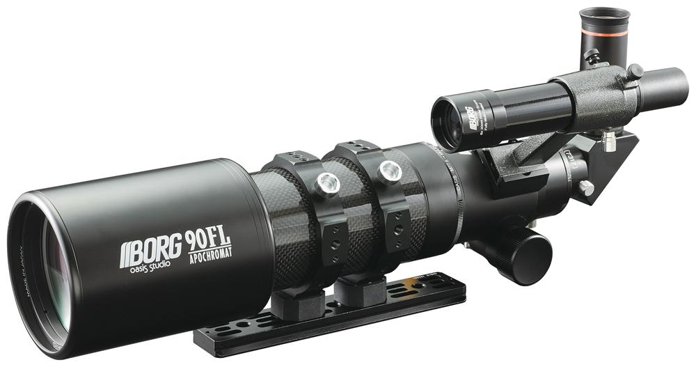 BORG 90FL天体鏡筒セットCR【6390】