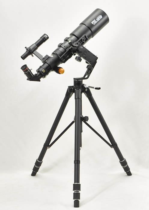 BORG 90FL天体フルセットCR【6391】