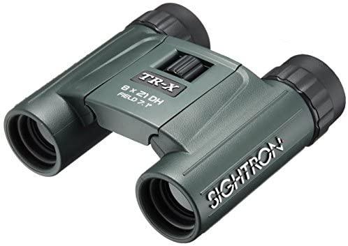 SIGHTRON  TR-X 8×21 / 10×25 双眼鏡