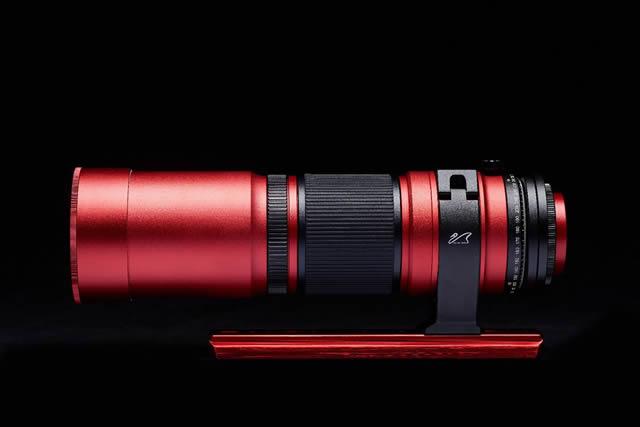 William Optics (ウィリアム オプティクス) NEW Red Cat51 f/4.9
