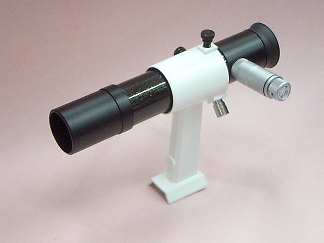 Sky Watcher 6x30照明装置付ファインダー(ブラケット付)