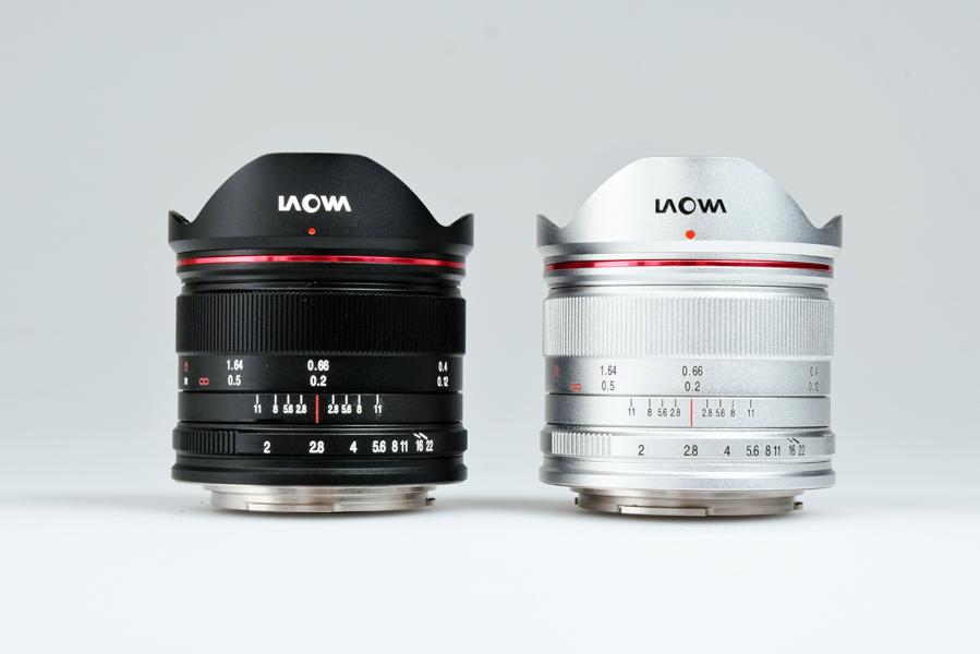 【※SV在庫有り、BK在庫入荷しました!】Laowa 7.5mm F/2 MFT Light Weight Version  BK/SV マイクロフォーサーズ用【サイトロンジャパン直販店限定!】