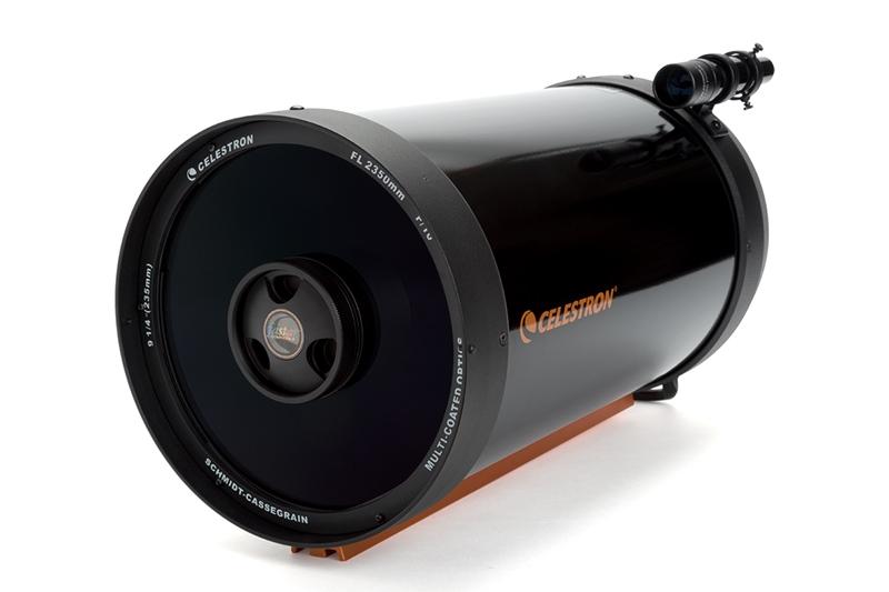 セレストロン C9 1/4 鏡筒(XLT) 幅狭レール+オフアキシスガイダーセット