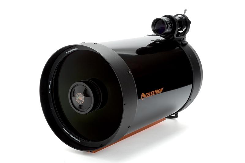 セレストロン C11鏡筒(XLT)幅狭レール +オフアキシスガイダーセット