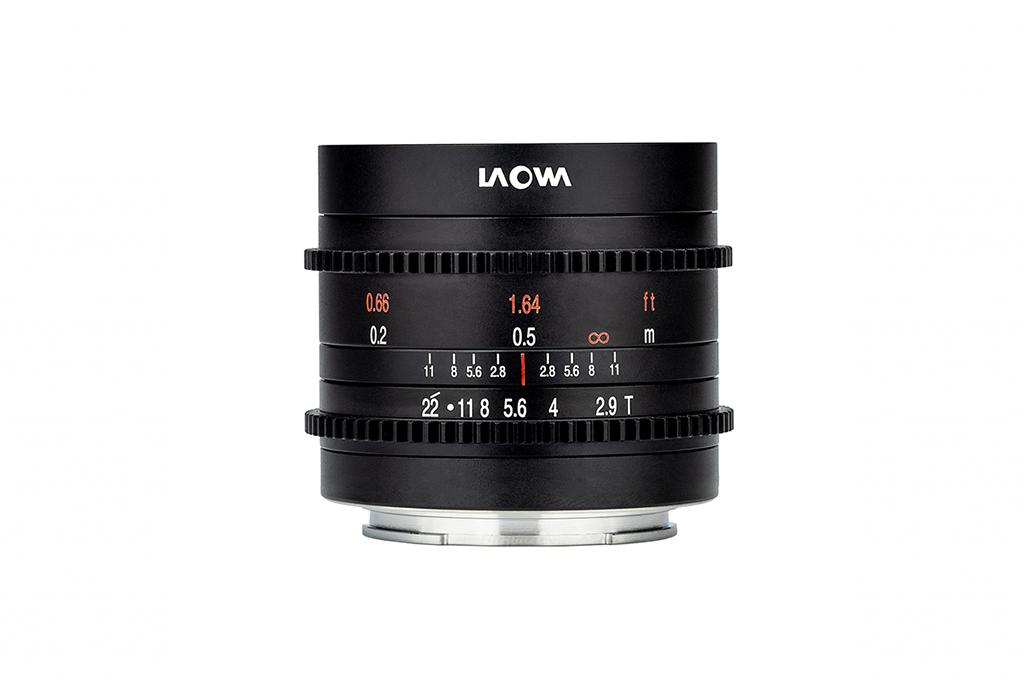 LAOWA 9mm T2.9 Zero-D Cine 各マウント