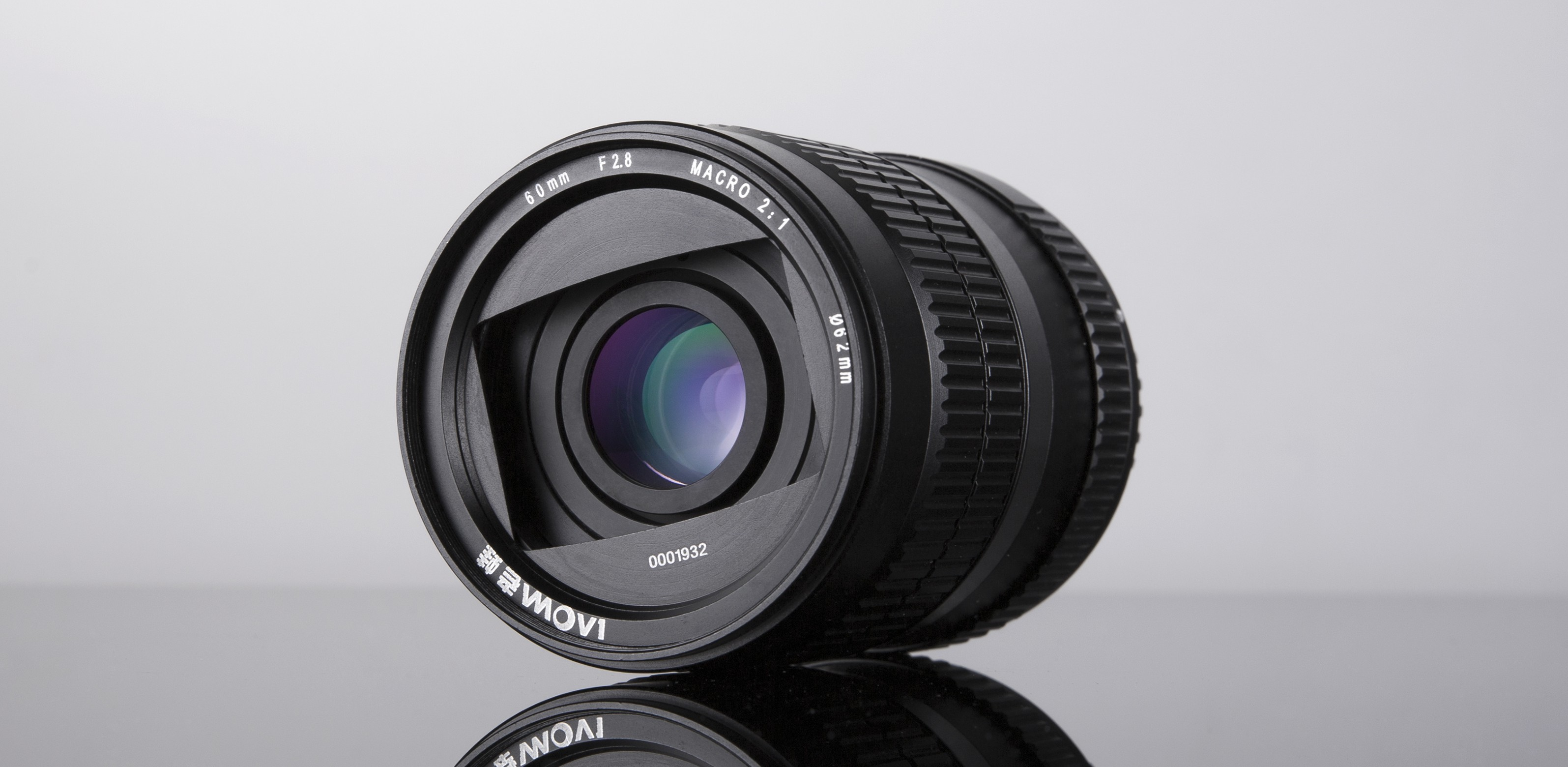 LAOWA 60mm f/2.8 Ultra-Macro Lens