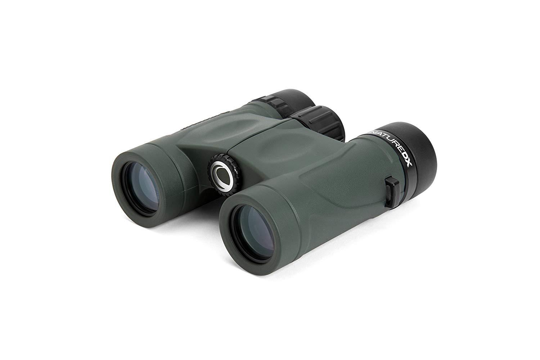 ※箱つぶれ、アウトレット品! NATURE DX 10x25 BINOCULARS 双眼鏡