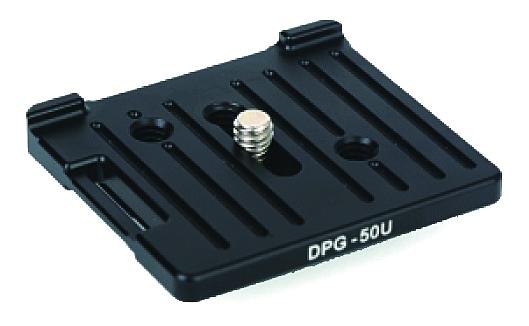 汎用クイックリリース・プレートDPG-50U