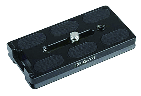 汎用クイックリリース・プレートDPG-76
