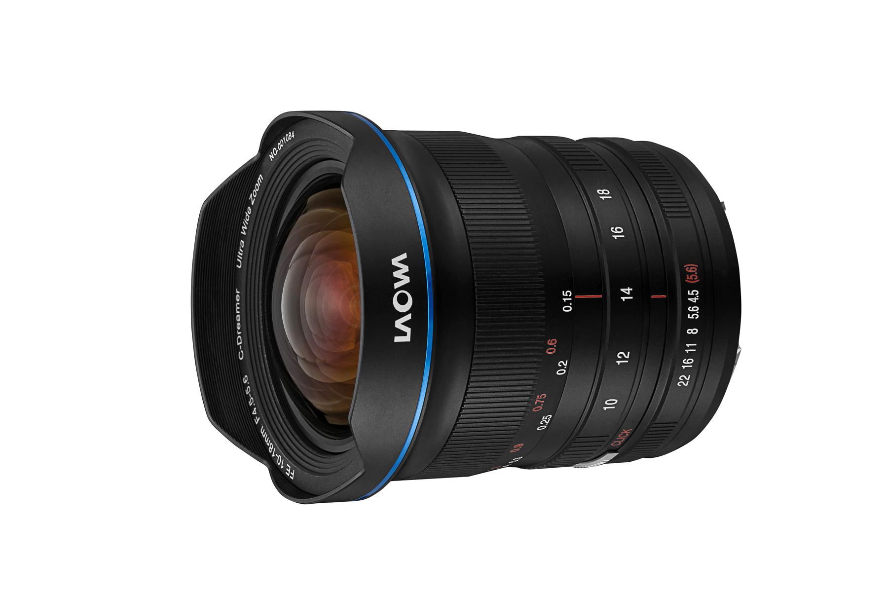 【入荷しました!即納できます。】LAOWA 10-18mm F4.5-5.6 Sony FE Zoom Lens