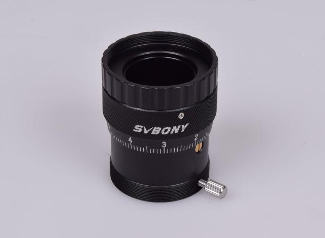 SVBONY 31.7mm ヘリコイドフォーカサー
