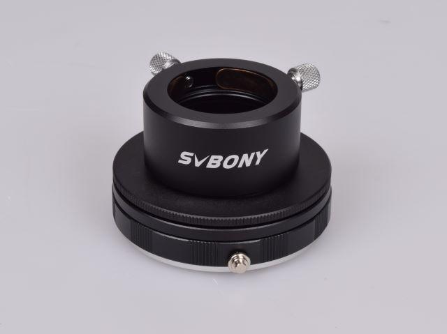 SVBONY カメラレンズアイピースアダプター CANON用