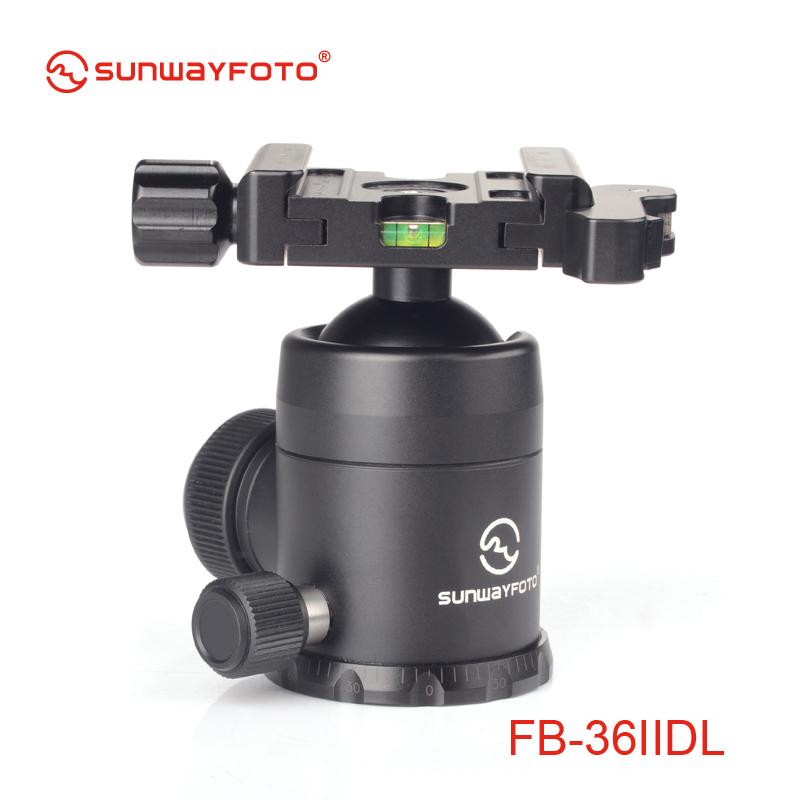 SUNWAYFOTO FB-36 II DL 自由雲台
