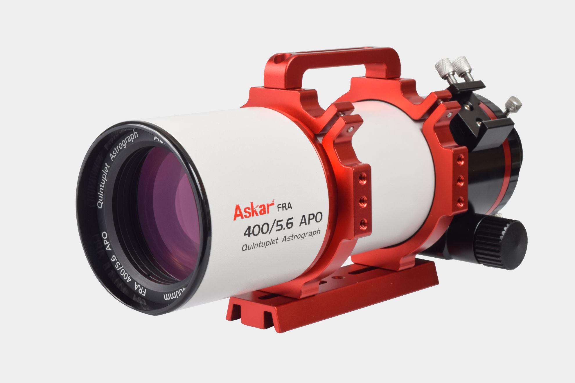 Askar 『FRA400』 口径72mmF5.6フラットフィールドアストログラフ※ 次回入荷未定 ご予約承り中