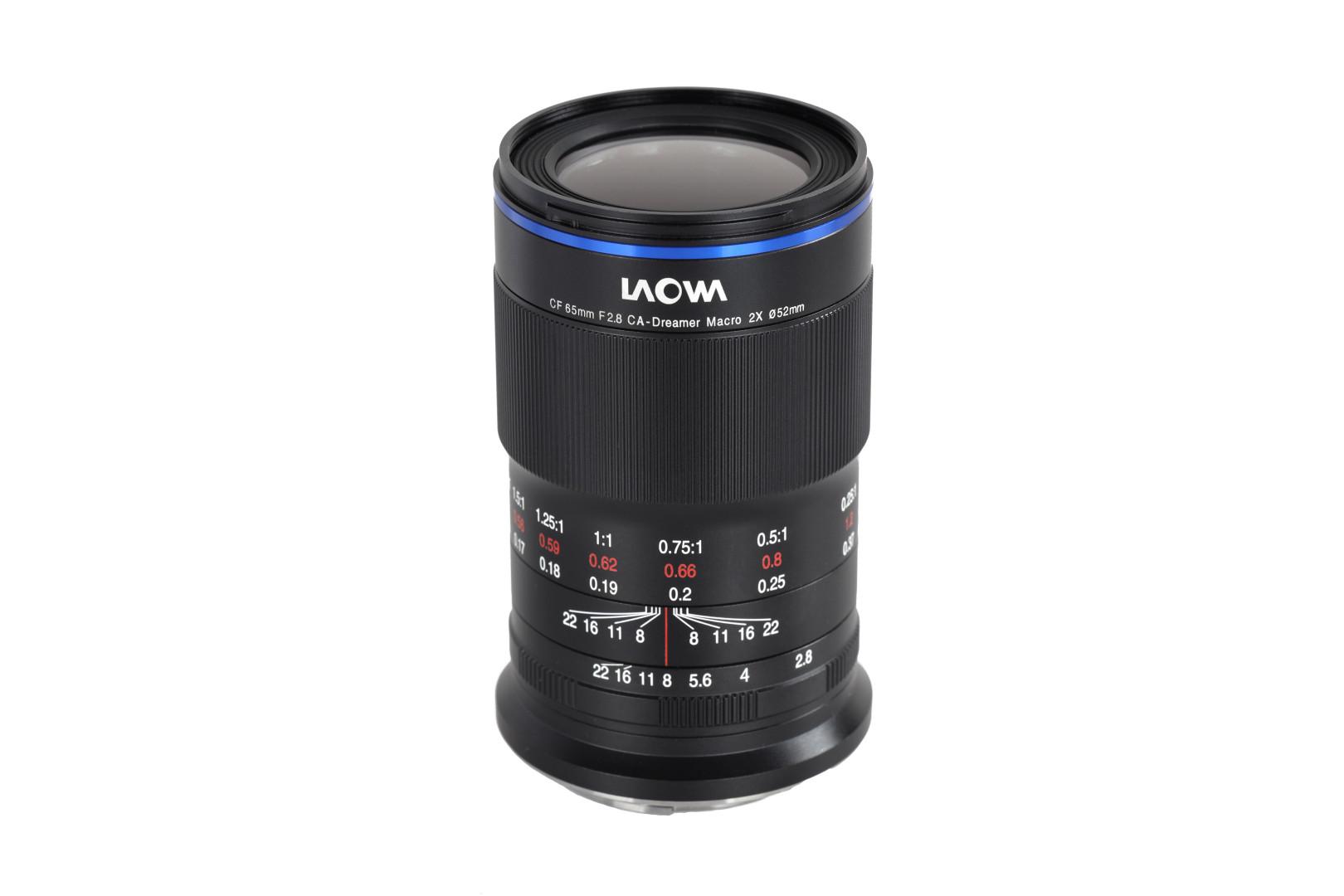 ▼令和2年5月1日発売▼LAOWA 65mm F2.8 2× Ultra Macro APO Fuji-X/Sony E/EOS-M 各マウント 一部マウント在庫切れ