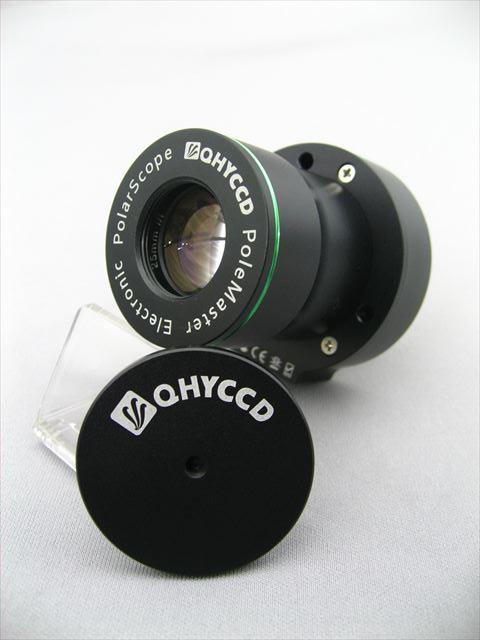 QHY PoleMaster 極軸望遠鏡 アダプター1つ付属