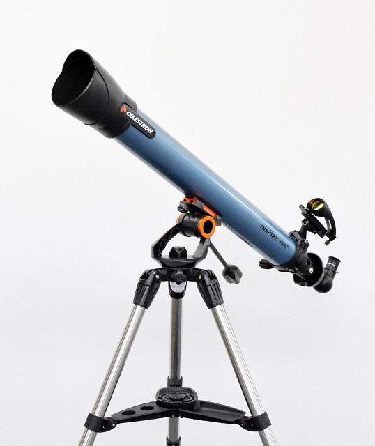 セレストロン INSPIRE 90AZ 屈折式望遠鏡 スマホアダプター付き
