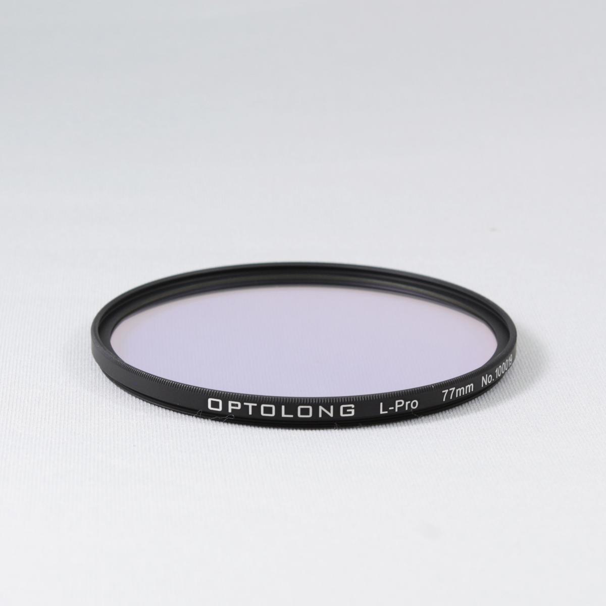 OPTOLONG オプトロン L-Pro 77mm 【フロント装着タイプ】
